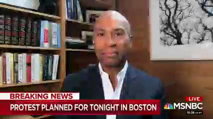 Deval Patrick: 'Racism Is Deeply Ingrained in the American Tradition and History'