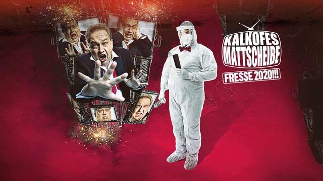 Kalkofes Mattscheibe: Fresse 2020! - Der Jahresrückblick