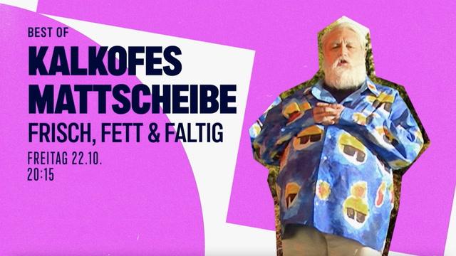Trailer: FRISCH, FETT & FALTIG - Freitag 22.10. um 20:15 Uhr