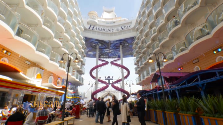 Harmony Of The Seas Boardwalk