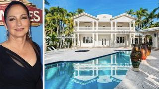 Latin Pop Legend Gloria Estefan Relists Fabulous Star Island Compound