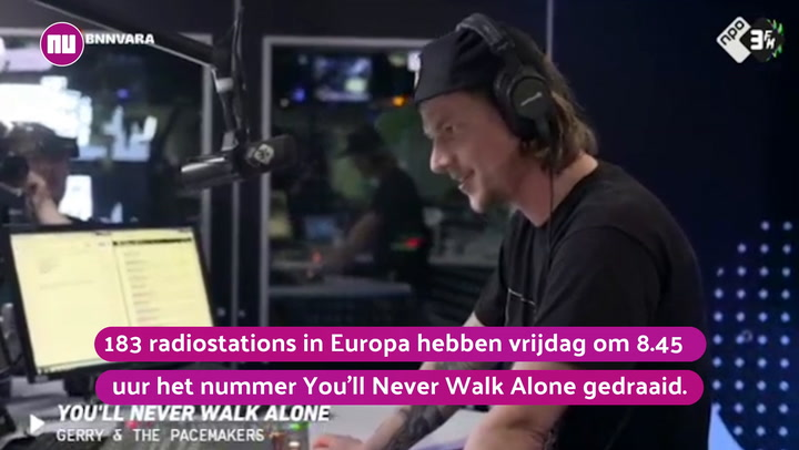 You'll Never Walk Alone op 183 radiostations