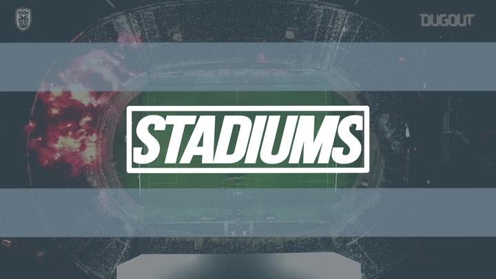 Stadiums: The Toumba Stadium