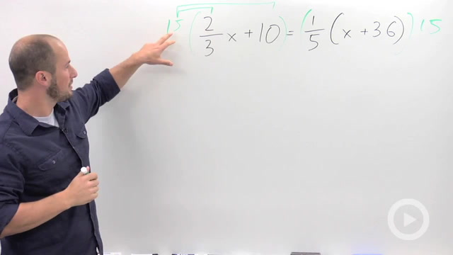 Solving Linear Equations - Problem 1