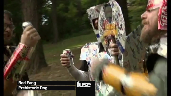 """Red Fang On """"Prehistoric Dog"""" Video and Touring"""