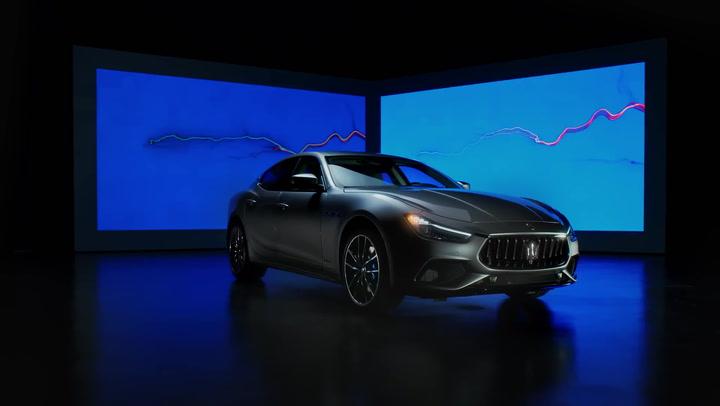 Ghibli Hybrid, el impresionante primer coche electrificado de la historia de Maserati