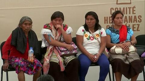 México ofrece disculpa pública a mujeres indígenas violadas por militares