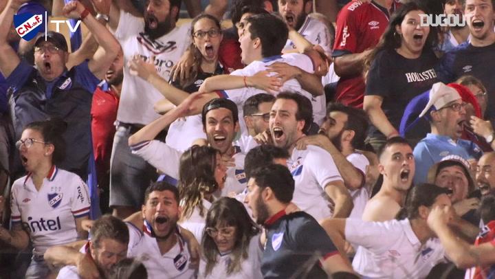 A tribute to Club Nacional fans