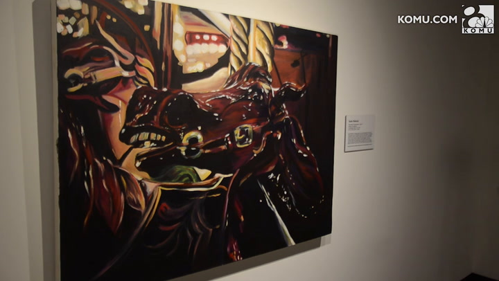 Traveling art exhibit makes its first stop in Columbia