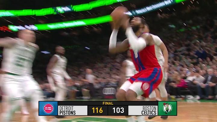 Resumen de la jornada de la NBA, el 15 de enero de 2020