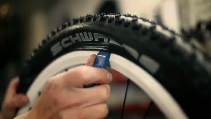 Hvordan bytte sykkeldekk