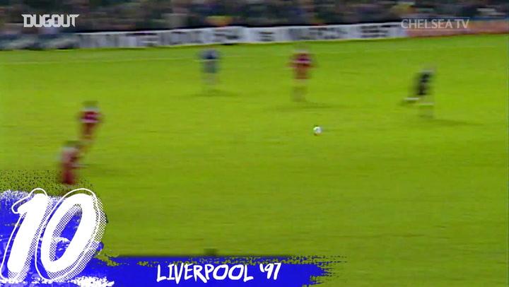 Gianfranco Zola's Top 10 Chelsea Goals!