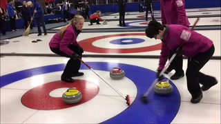 Taking it to the House: Day 4 of 8 U.S. Junior Curling Nationals
