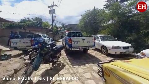 Una mujer muerta y dos heridas tras atentado en aldea La Cuesta