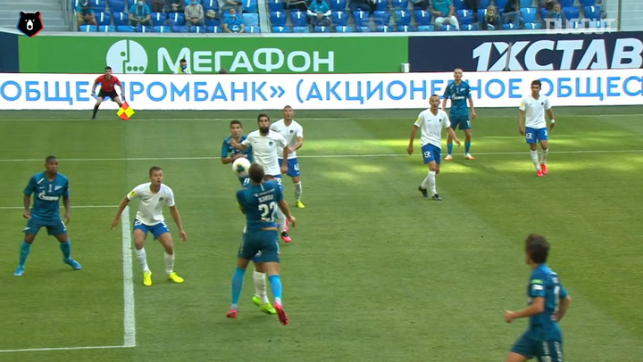 Best saves of week 27 in Russian Premier League
