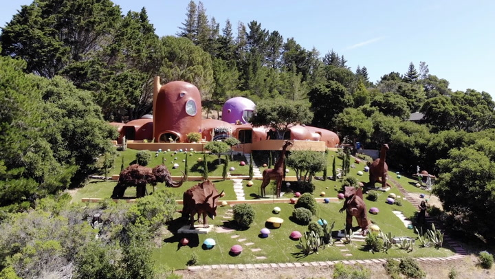 Yabba Dabba Doozy? Famous Flintstone House Causes Neighborhood Controversy