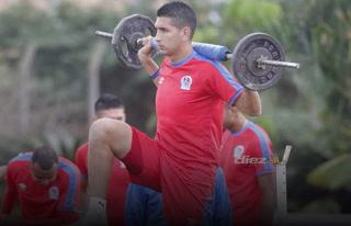 Johnny Leverón sobre Troglio:
