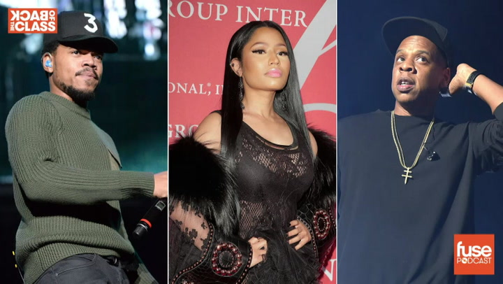 A Salute to Hip Hop's 2016 Election Activists: Back of the Class
