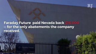 Faraday Future and Nevada have officially broken up