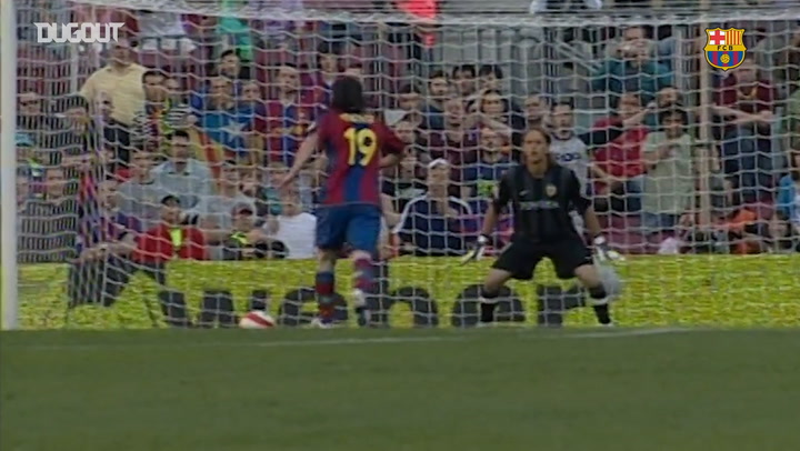 Barça stroll to a 6-0 win over lowly Valencia