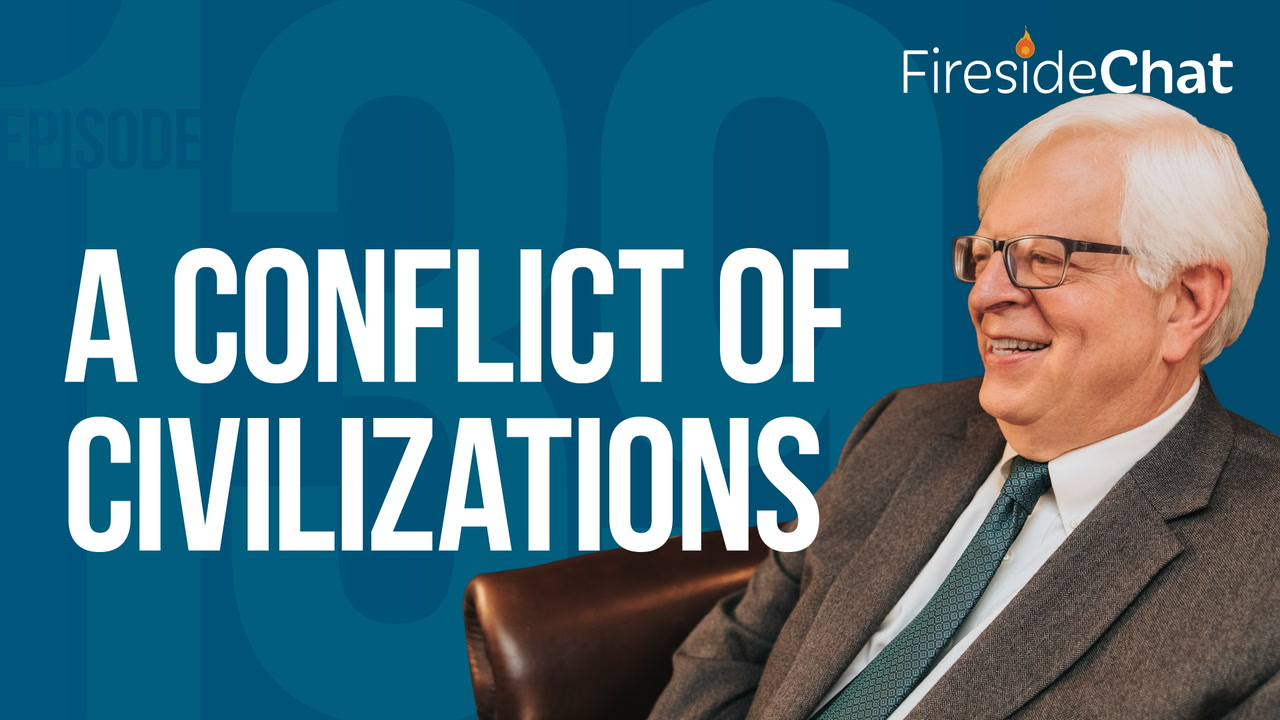 Ep. 139 — A Conflict of Civilizations
