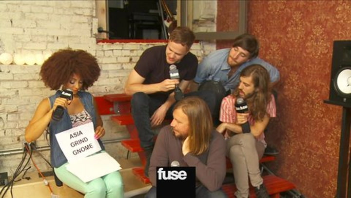 Can Imagine Dragons Solve Band Name Anagrams
