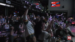Golden Knights Watch Party For Game 2 Of Sharks Series – Video