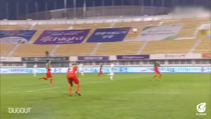 All Stefan Mugoša's K League Goals 2020