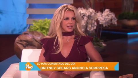 Britney Spears anuncia tremenda sorpresa. Programa completo del viernes 12 de octubre de 2018