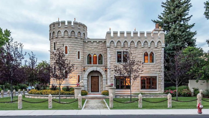 This Idaho Castle Is Fit for Eco-Conscious Royalty