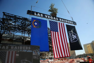 Vegas Nation Stadium Show: Raiders, Allegiant announce stadium naming rights deal – VIDEO