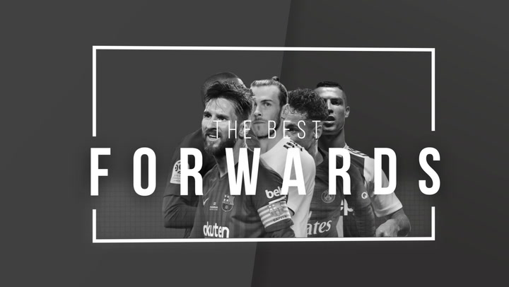 Best Forwards: Neymar