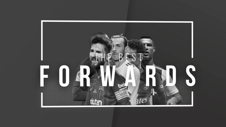 Best Forwards: Neymar