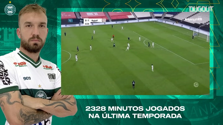 Willian Farias joins Coritiba