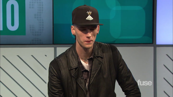 Shows: Trending 10: MGK Interview (11/13/14)