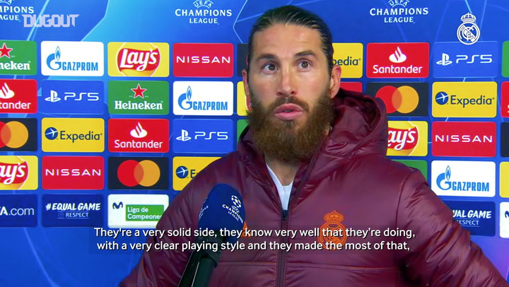 Ramos: 'It's not every day you get your 100th goal'