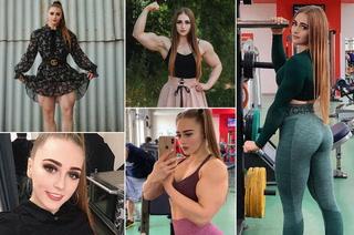 Brutal: Así luce ahora Julia Vins, la preciosa rusa que se convirtió en la 'Barbie Musculosa'