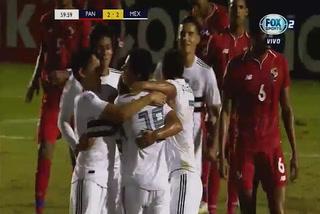 México empató 2-2 ante Panamá, pero logró clasificarse a la final del Premundial Sub-20