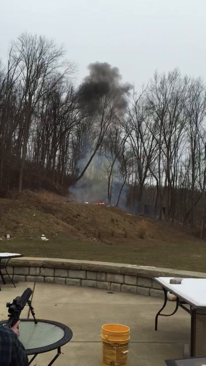 Bros Blow Up A Fridge With Tannerite, Nearly Wreck Their House