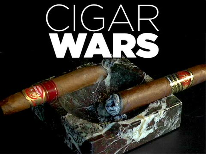 Cigar Wars: Episode Four