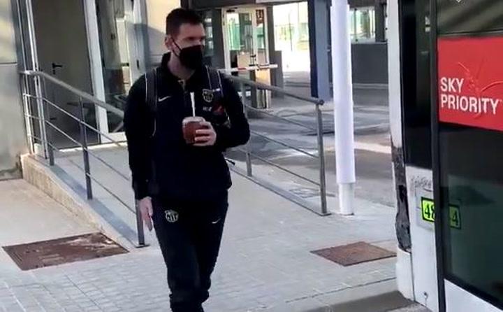 El viaje del Barça a Granada