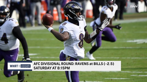 What are the odds on the NFL Divisional Round playoff games?