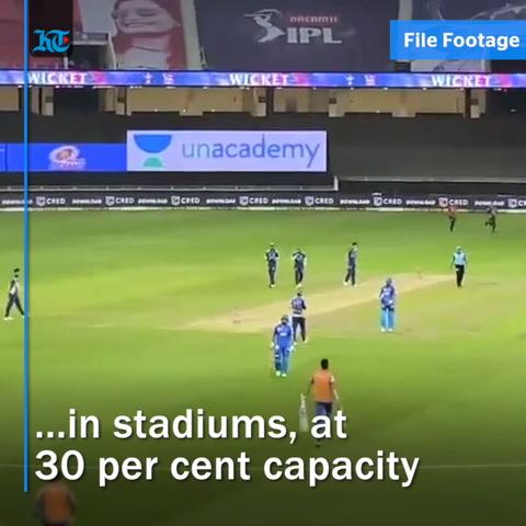 Dubai to allow spectators in stadiums