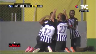 Óscar González pone a ganar al Honduras Progreso sobre Real España en el Micheletti
