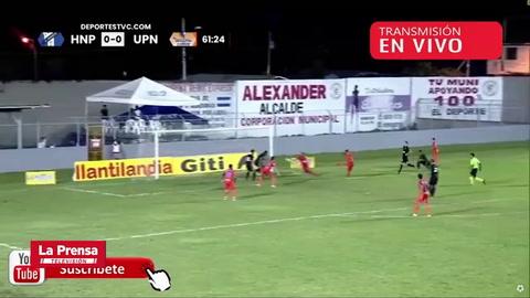 Honduras Progreso 2 - 3 UPN (Torneo Apertura 2020)