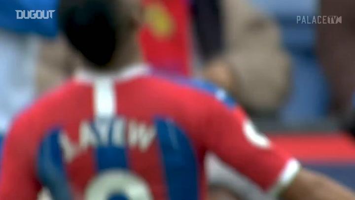 Jordan Ayew's return to Crystal Palace