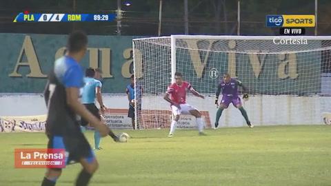 El ruso Evgeni Kabaev anotó su primer gol en la Liga de Honduras