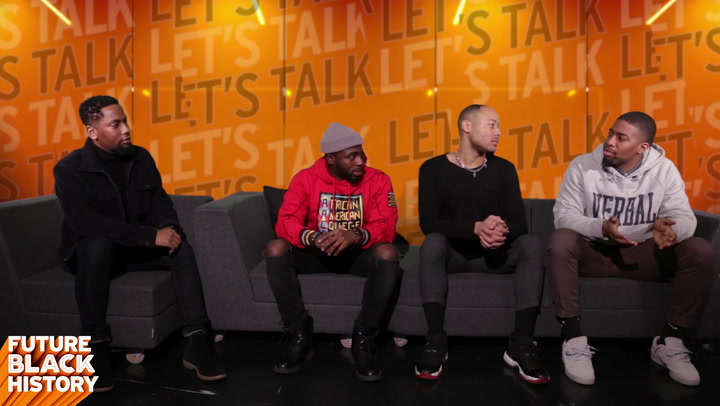 Let's Talk: Black Men, We Are Not One-Dimensional