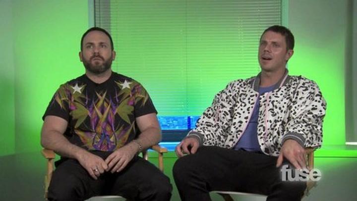 Interviews: Scissor Sisters Interview