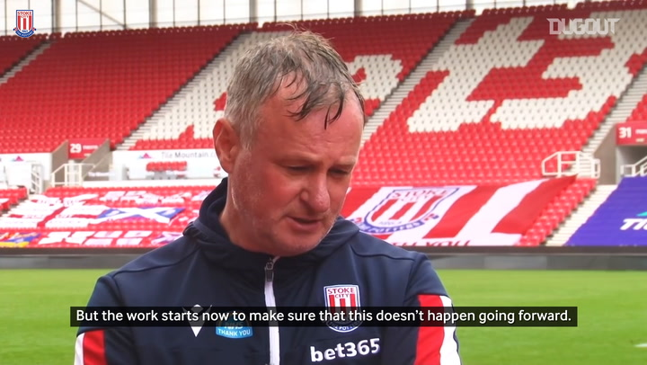 O'Neill vows to avoid Stoke relegation fight repeat
